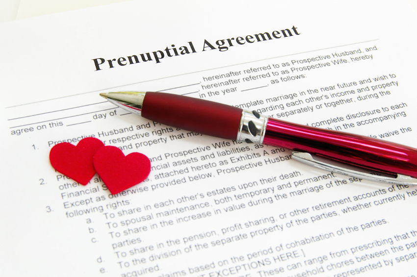 Prenuptial Agreement Wellington Florida Divorce