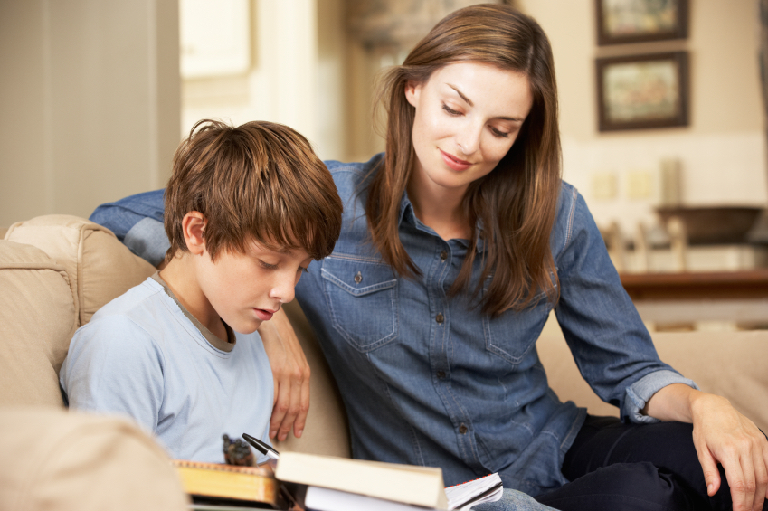 West Palm Beach Family Law - Helping Children with Homework