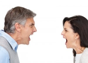 How to speak to your spouse while divorcing her.