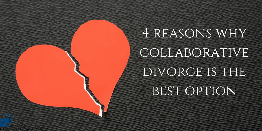 collaborative divorce is the best option