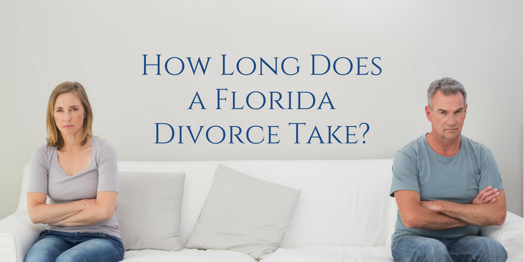 How Long Does a Florida Divorce Take