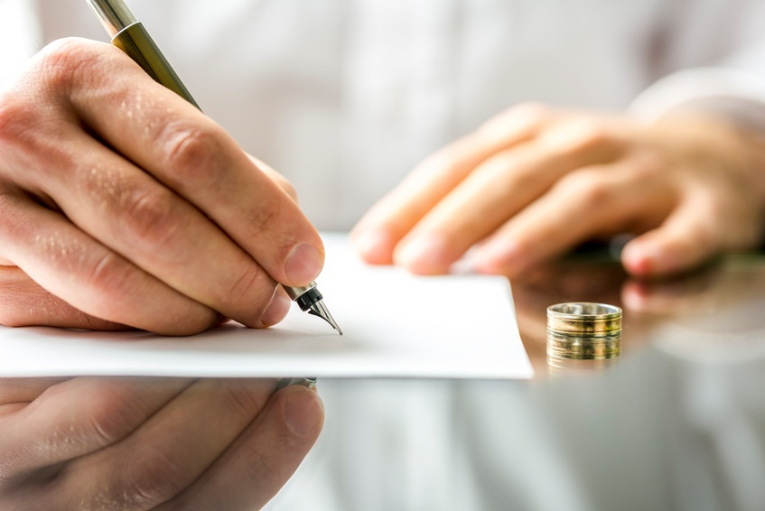 What Is a Participation Agreement in a Divorce?