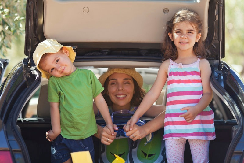 TIPS WHEN TRAVELING WITH KIDS AFTER DIVORCE