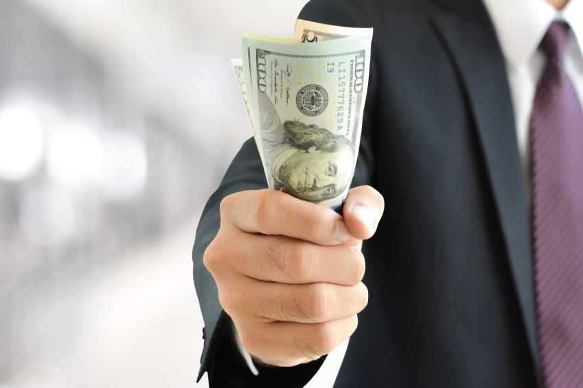 Cash Income on Financial Affidavit in Florida