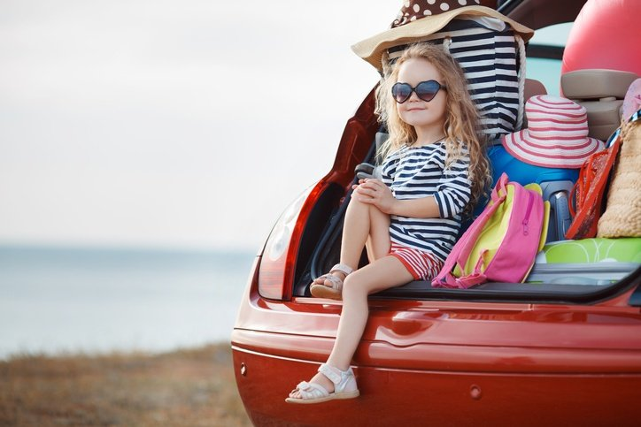 travel abroad with your child